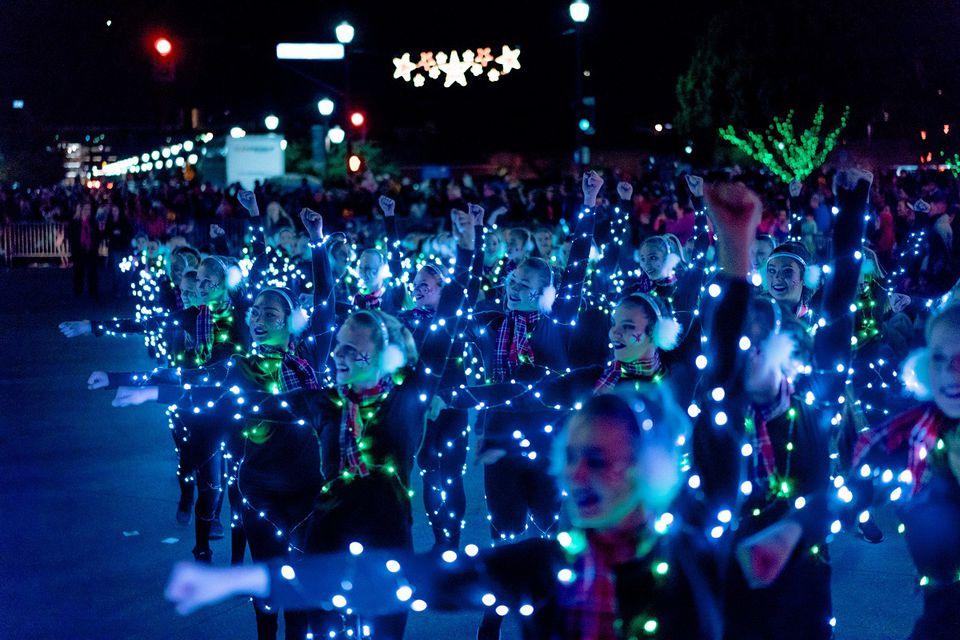 Fantasy of Lights Opening Night Parade