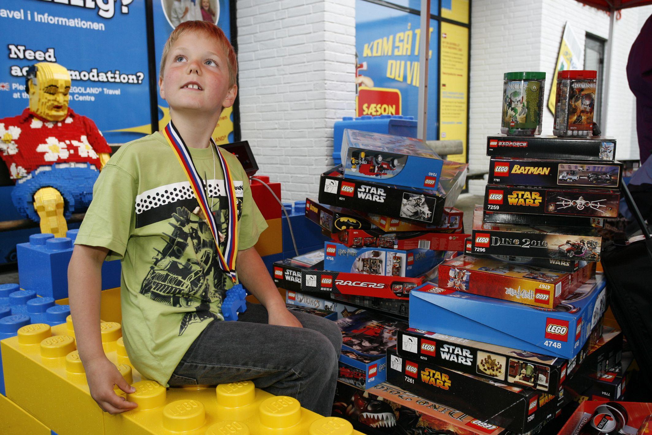 Legolund in Billund, Denmark - The Original Legoland