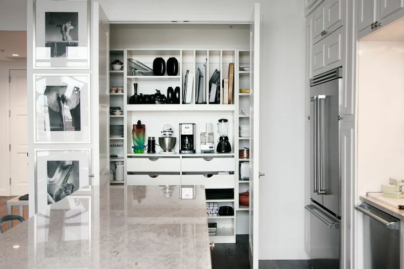 Exploring Different Pantry Options