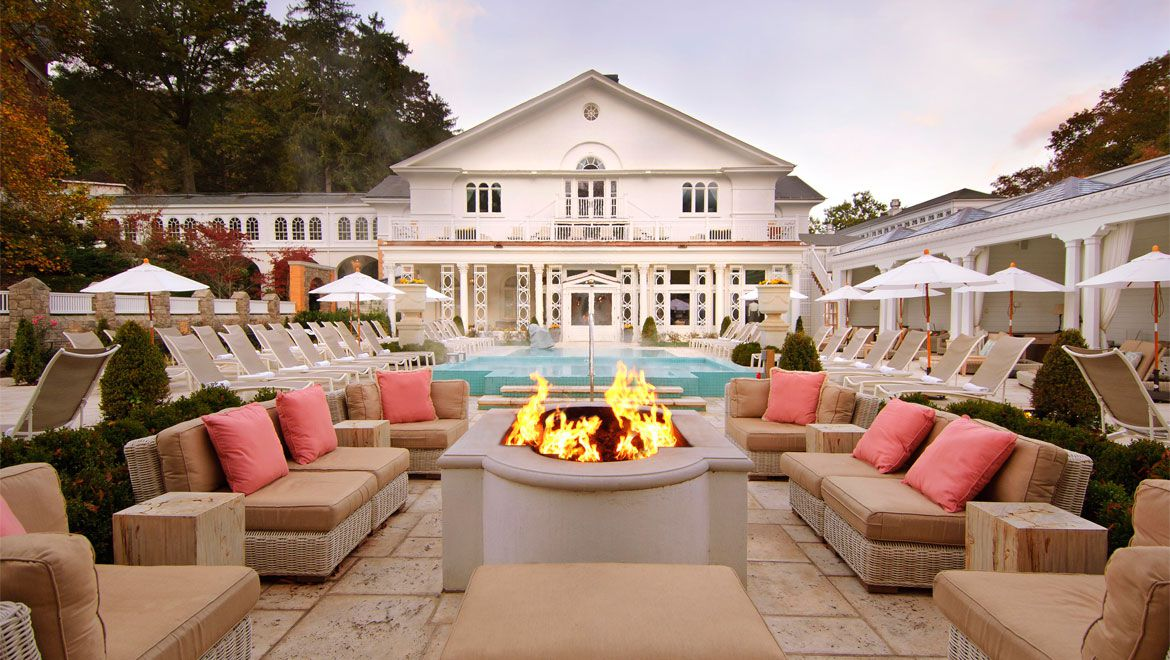Popular virginia spa destinations for Best spa vacations in us