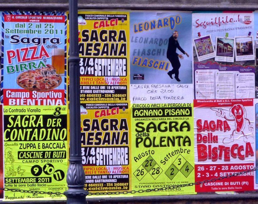 Sagra Posters photo