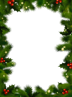 christmas frame borders  487 Free Christmas Borders and Frames