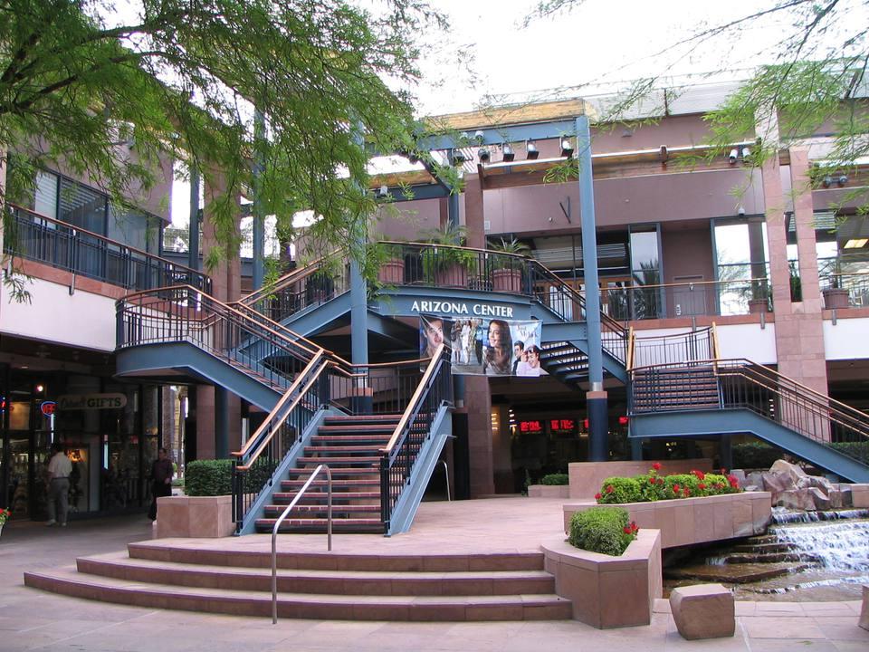 Arizona Center in Downtown Phoenix