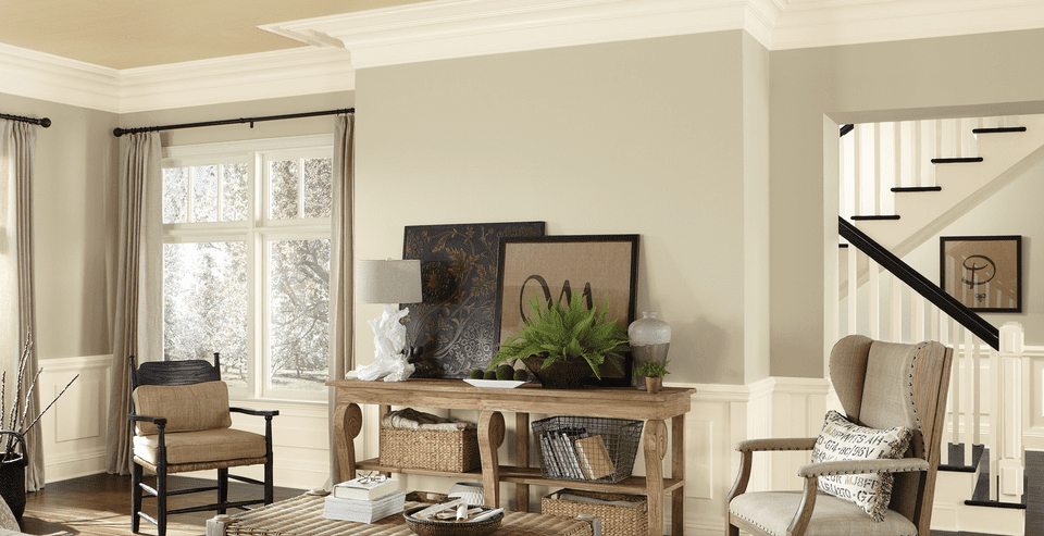 Popular Greige Paint Colors Benjamin Moore