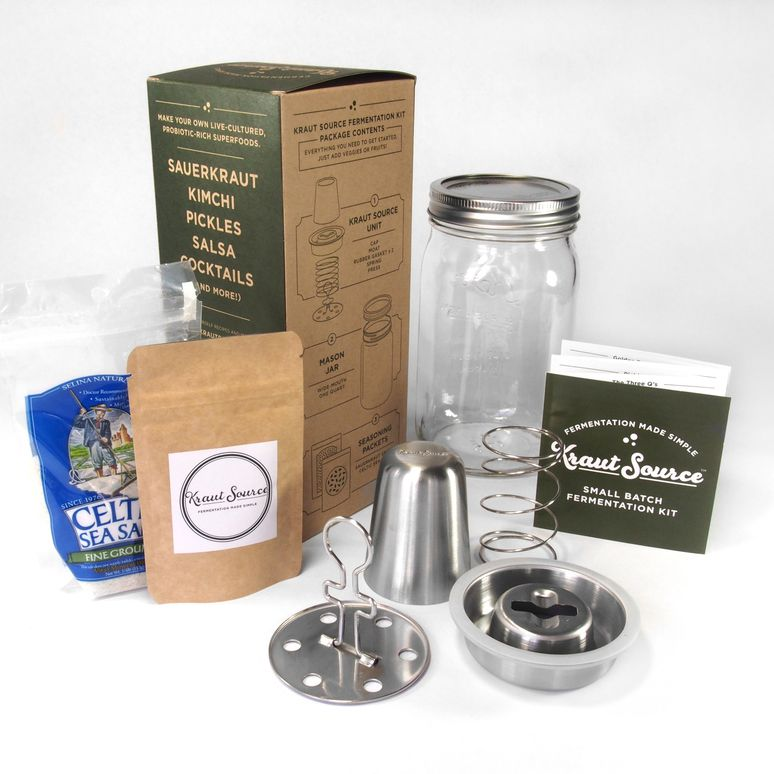 Kraut Source fermenting kit