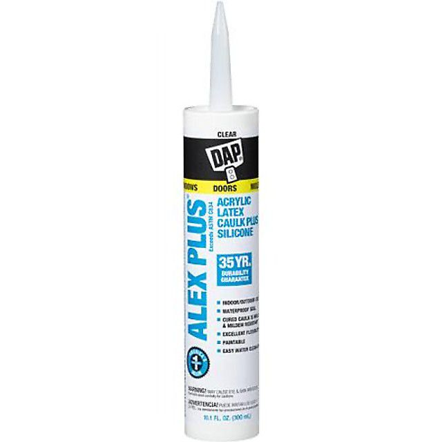 How To Select The Right Caulk For The Job