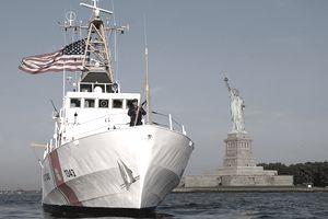 New jersey Coast Guard