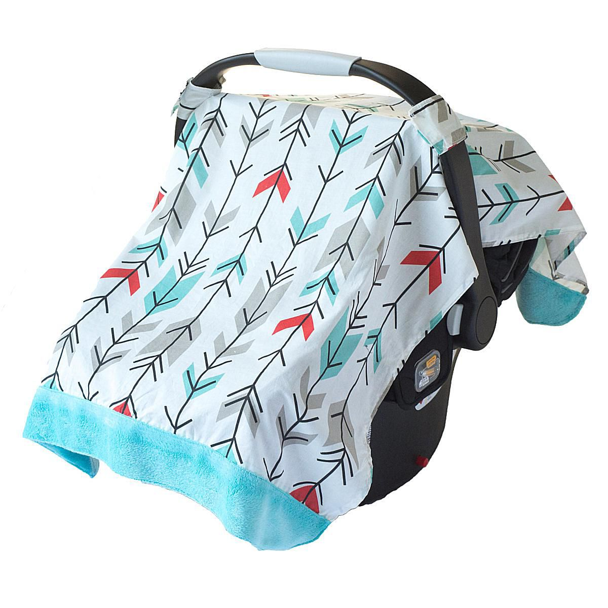 Baby Car Seat Winter Canopy