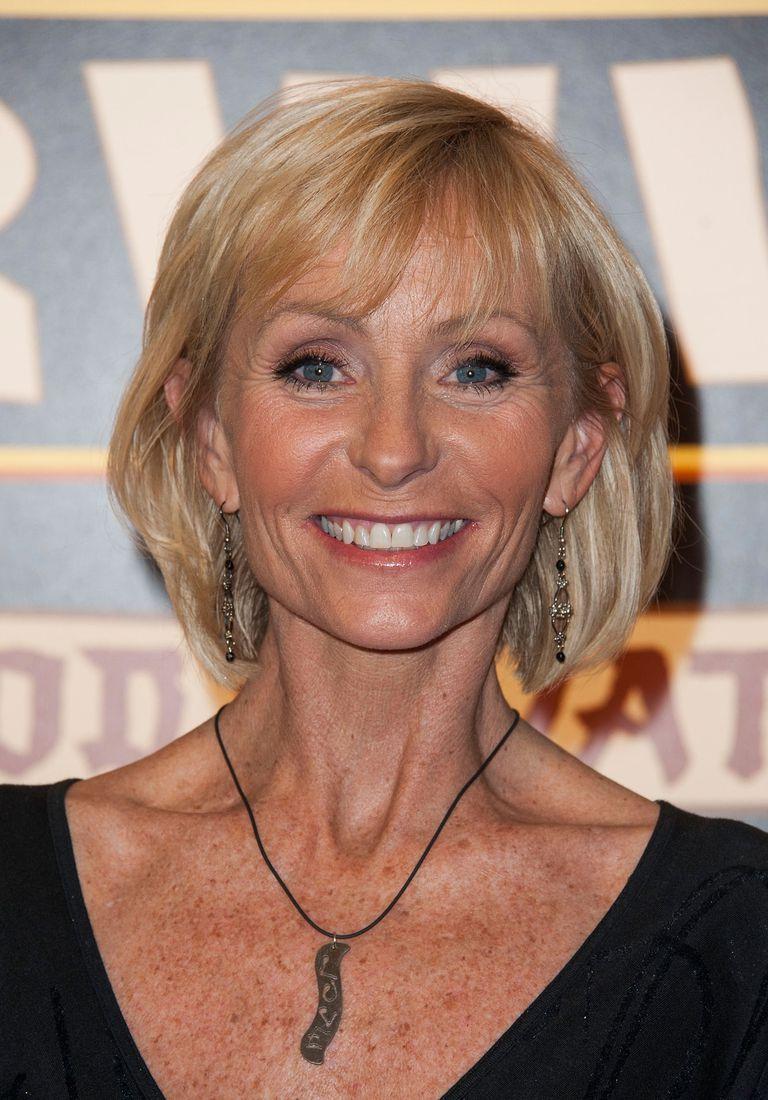 Tina Wesson of Survivor