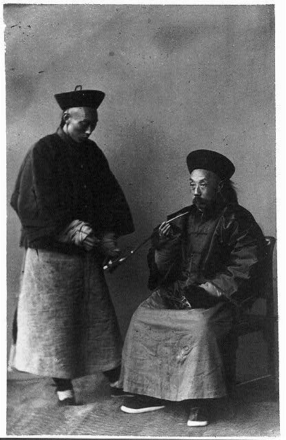 Judges and other officials in Qing China were scholars of Confucius first.