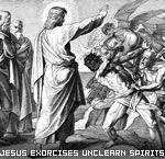 Jesus Exorcises Legion