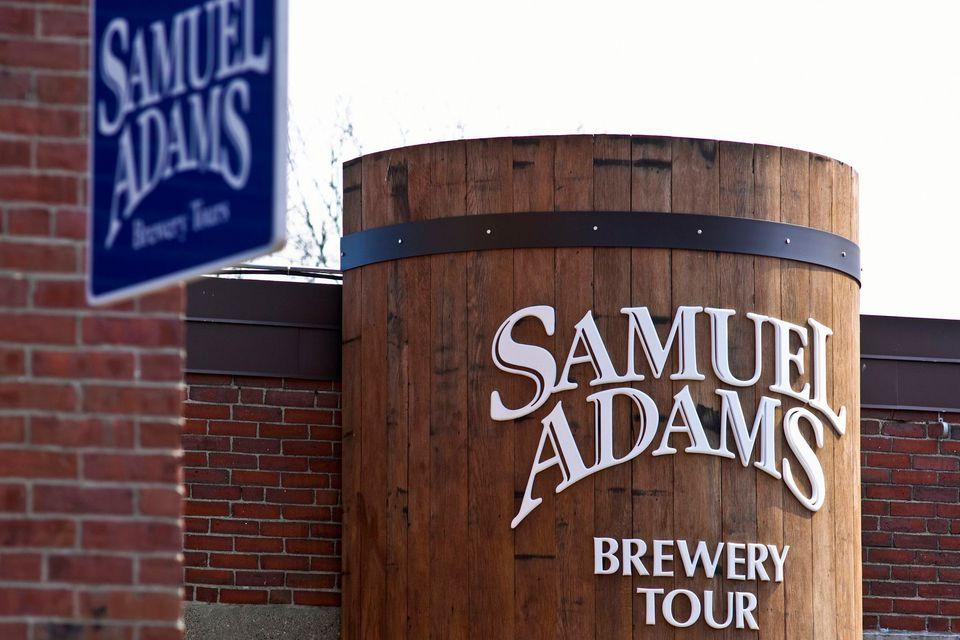 Sam Adams Factory Tour