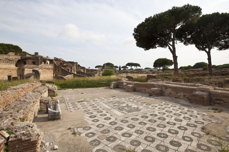 Ostia The Harbour City Of Ancient Rome
