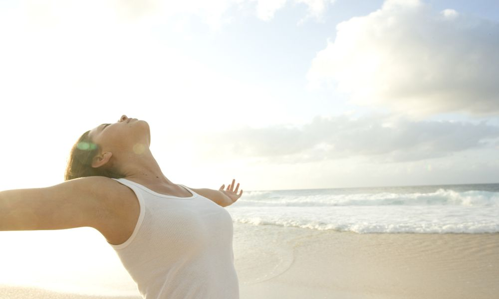 Learn to Do Ujjayi Ocean breath