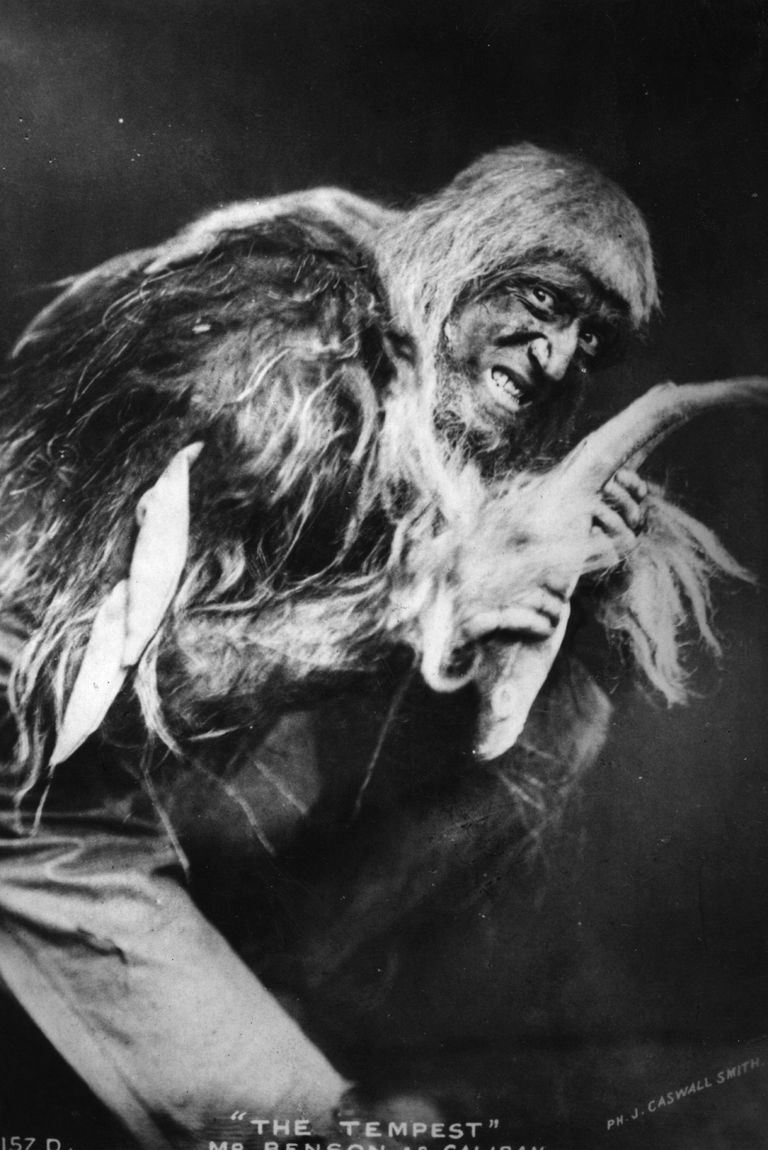 Shakespeare's Caliban: Character Analysis, Overview ...