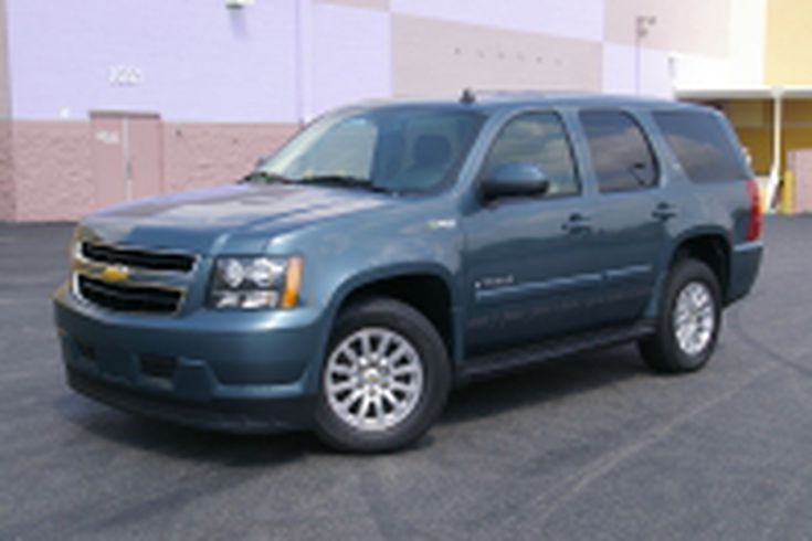 2009 Chevrolet Tahoe Hybrid Test drive and new SUV review