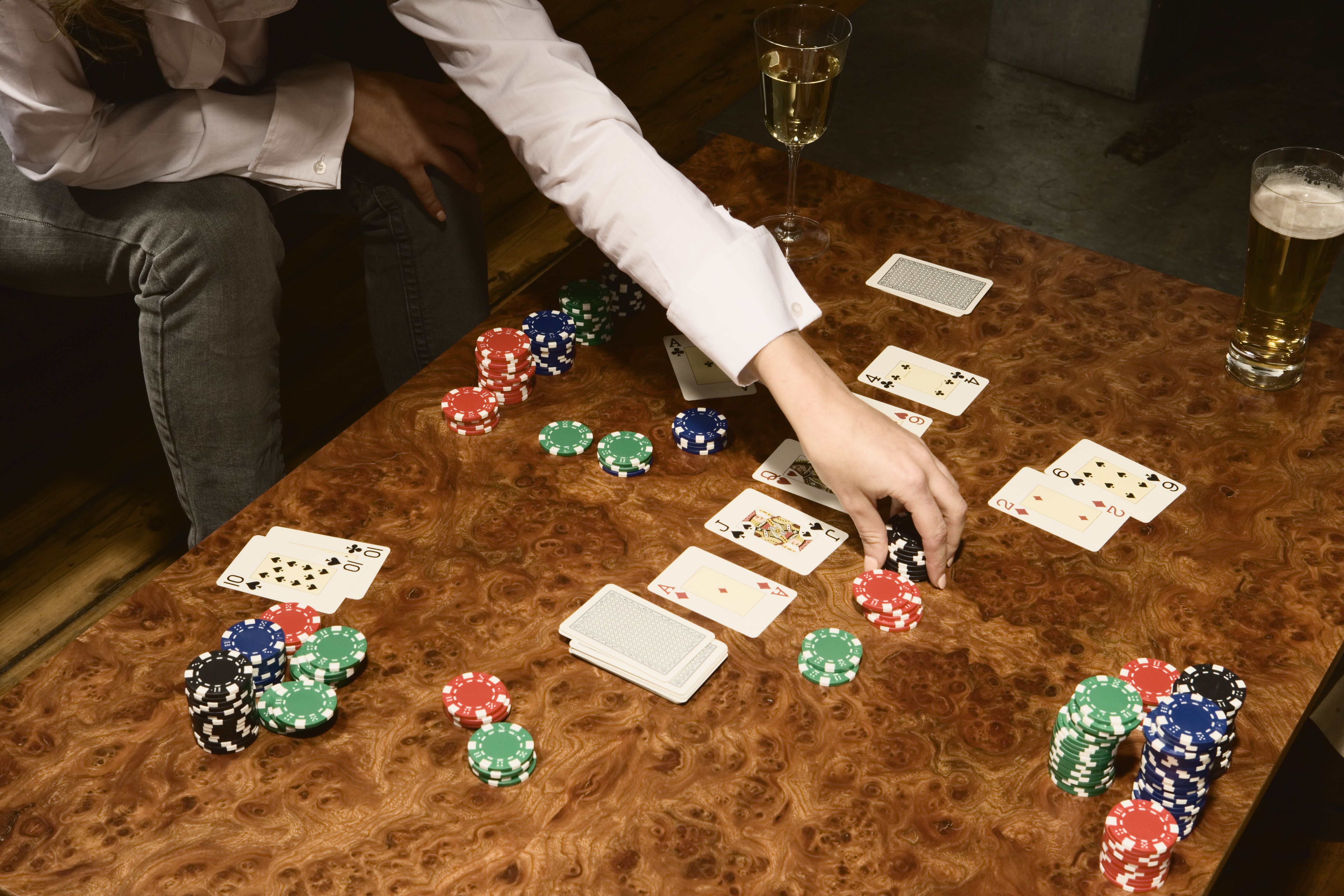 Tips Playing Texas Hold Em