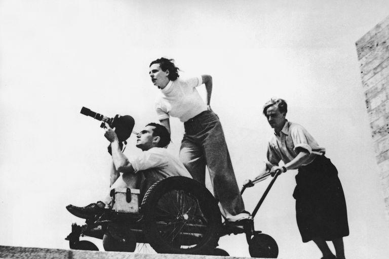 Leni Riefenstahl 1936