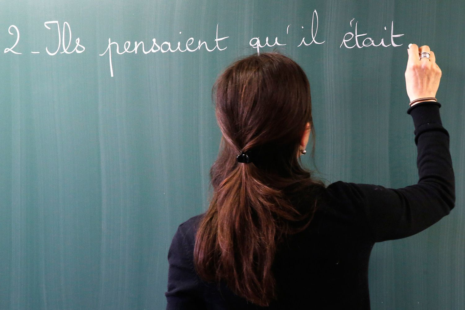 when should you use french accented capitals