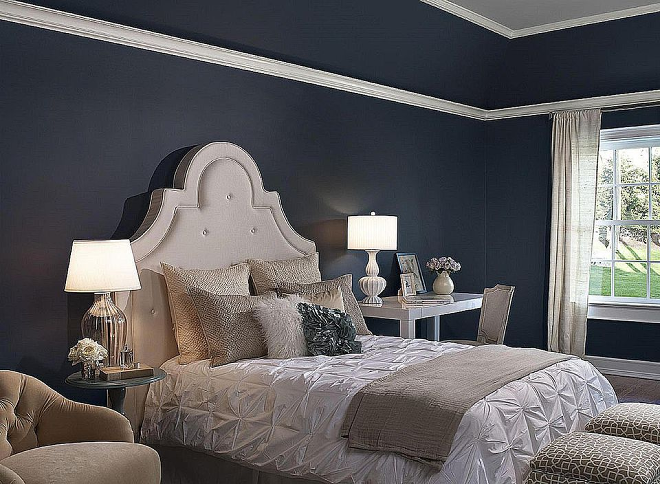 the 10 best blue paint colors for the bedroom 14517 | mysterious benjamin moore 58ad78933df78c345b84832e