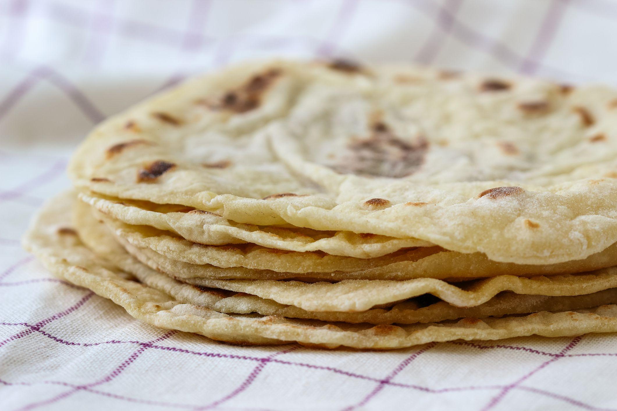 Basic Norwegian Lefse Potato Bread Recipe