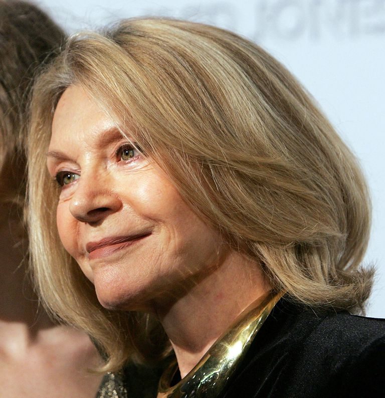 Flattering hair styles for women over 50 carla zampatti lisa maree williams getty images urmus Gallery