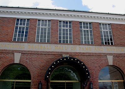 National Baseball Hall of Fame in Cooperstown NY - Photo