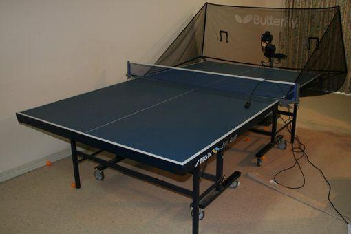 Photo of Stiga Elite Roller table tennis table