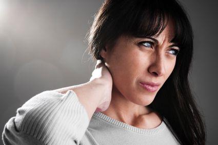 Chronic Neck Pain Sufferer