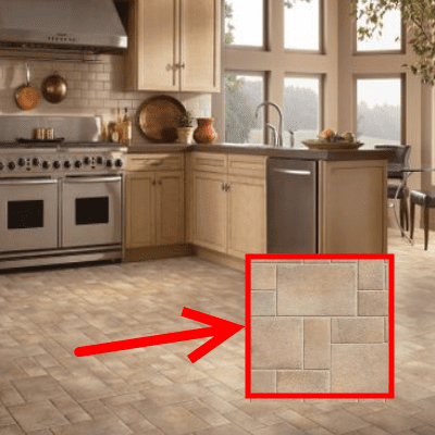 Best Kitchen Flooring for Cost: Sheet Vinyl