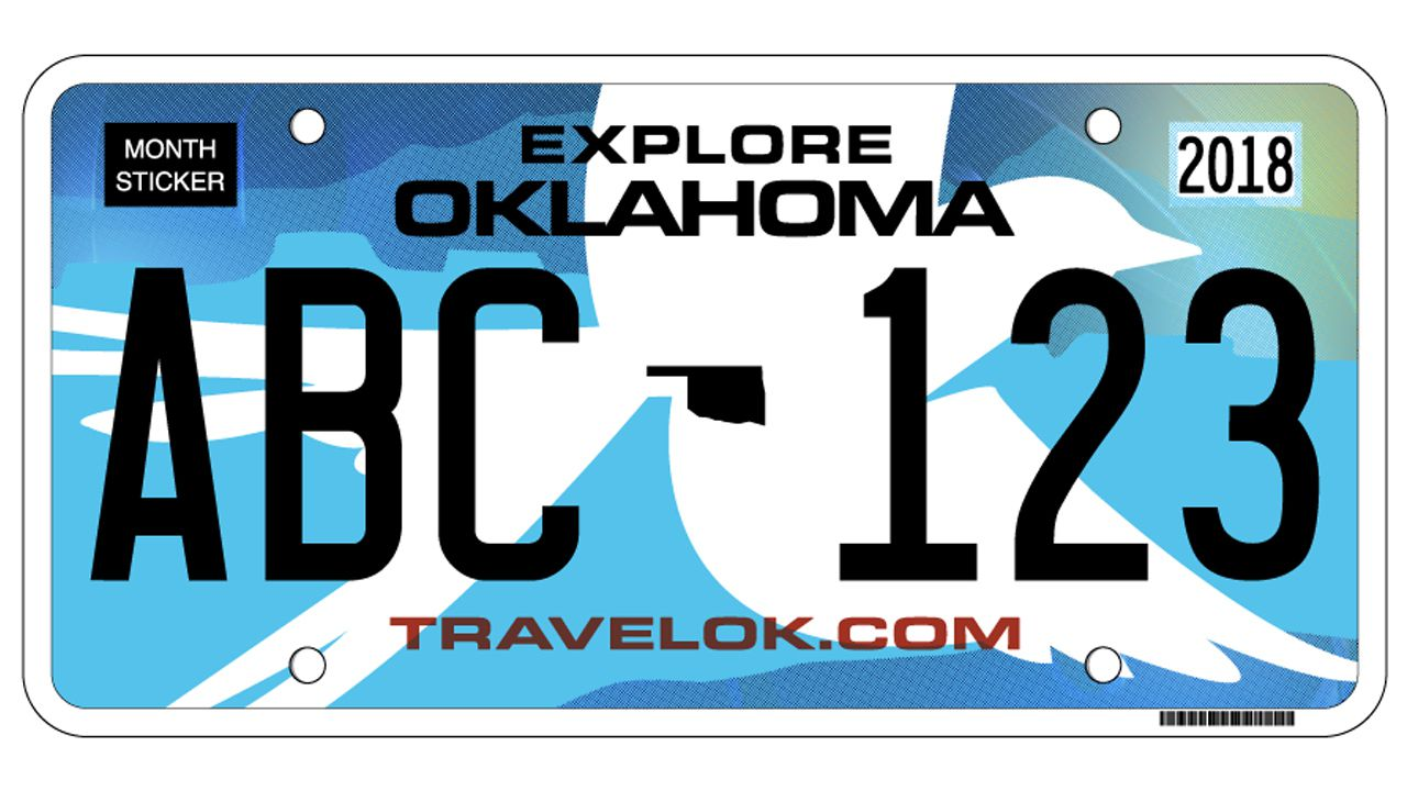 Get Anew License Plate For New Car