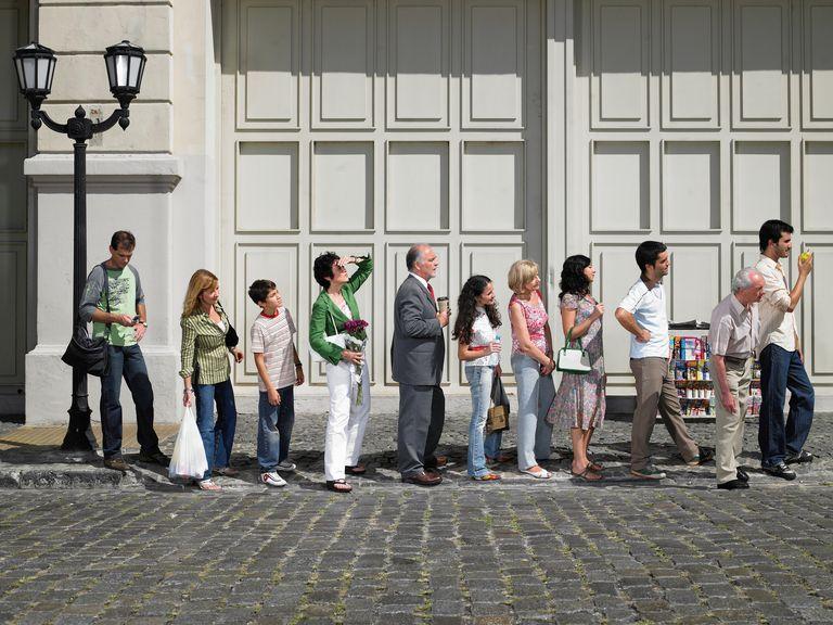 Esperar, Spanish verb for waiting