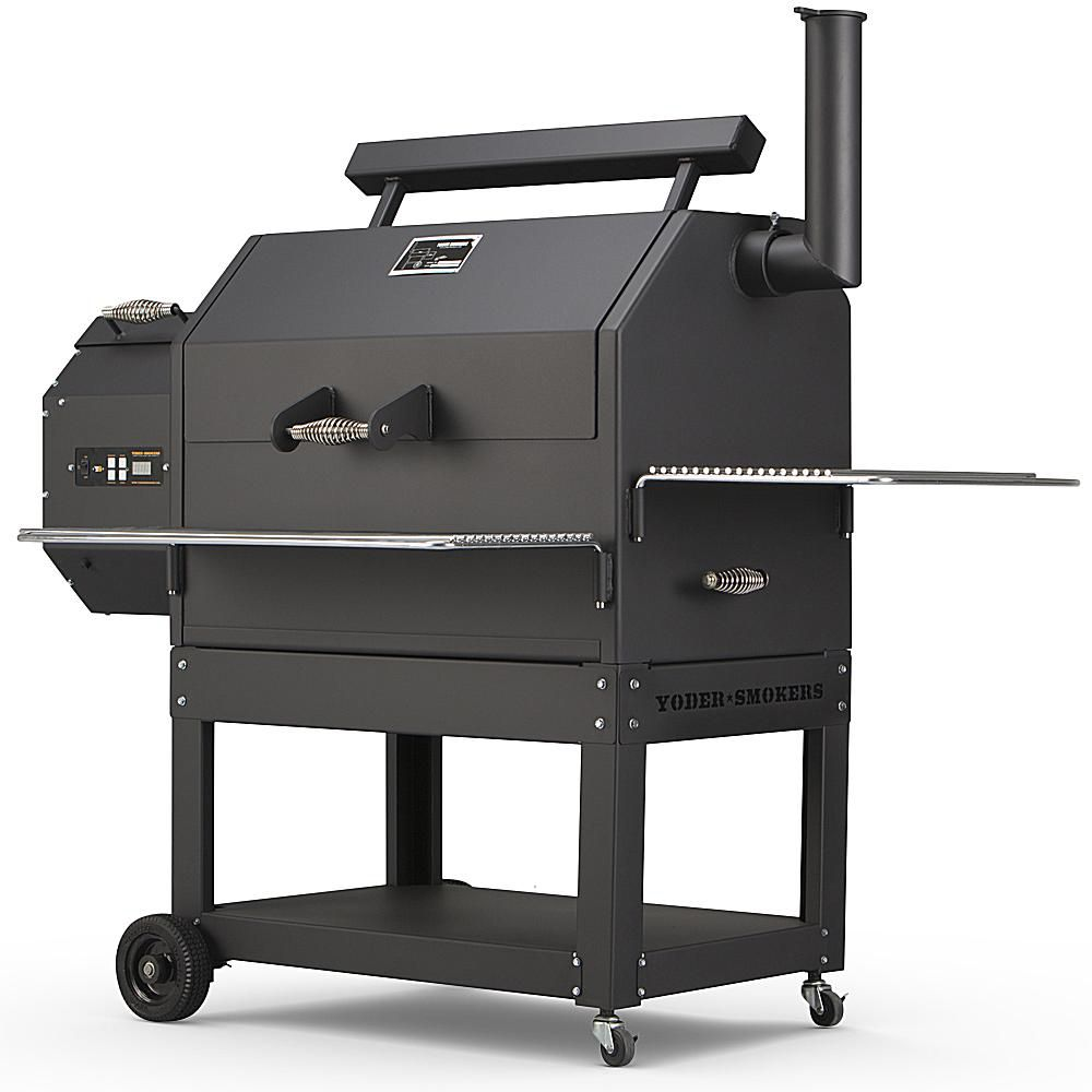 Yoder ys640 pellet grill review - Pellet grills and smokers ...
