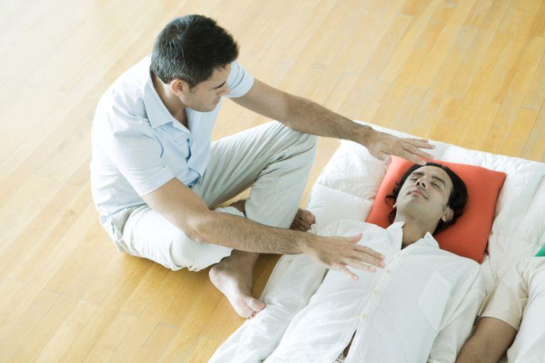 Energy Medicine Practitioner