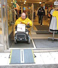 Wheelchair Ramps in Stockholm