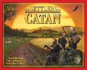 Settlers of Catan Box Cover
