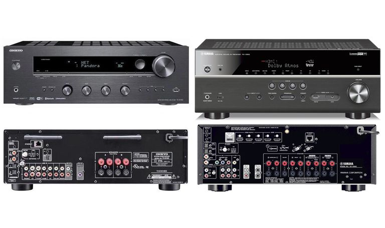 Difference Between Yamaha Receiver Vs