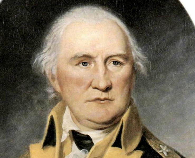 Daniel Morgan during the American Revolution