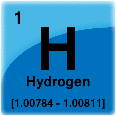 Hydrogen facts element 1 or h this is a periodic table tile for the element hydrogen urtaz Gallery