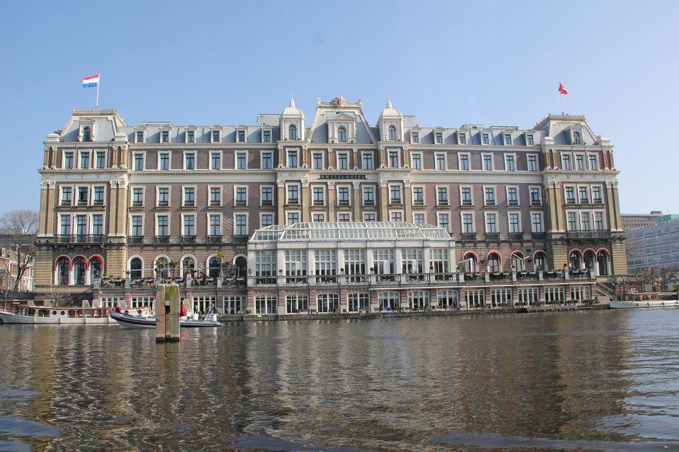Top Five Star Luxury Hotels In Amsterdam