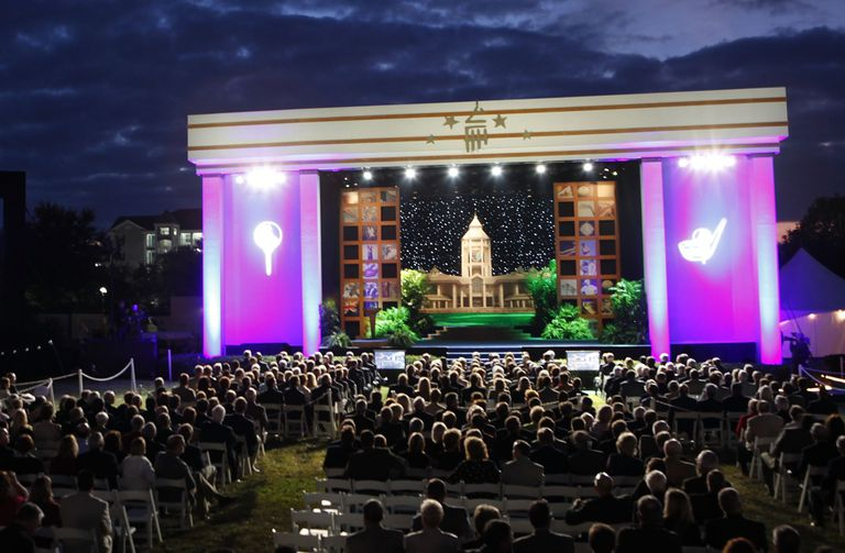 World Golf Hall of Fame induction ceremony