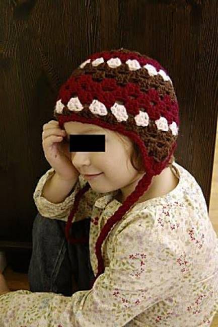 Braided Hat Free Crochet Pattern