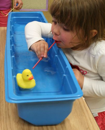 Rubber Duck Race, party games for kids
