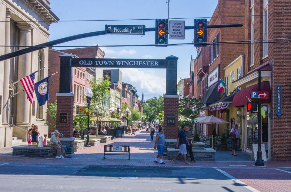 Old Town Winchester photo