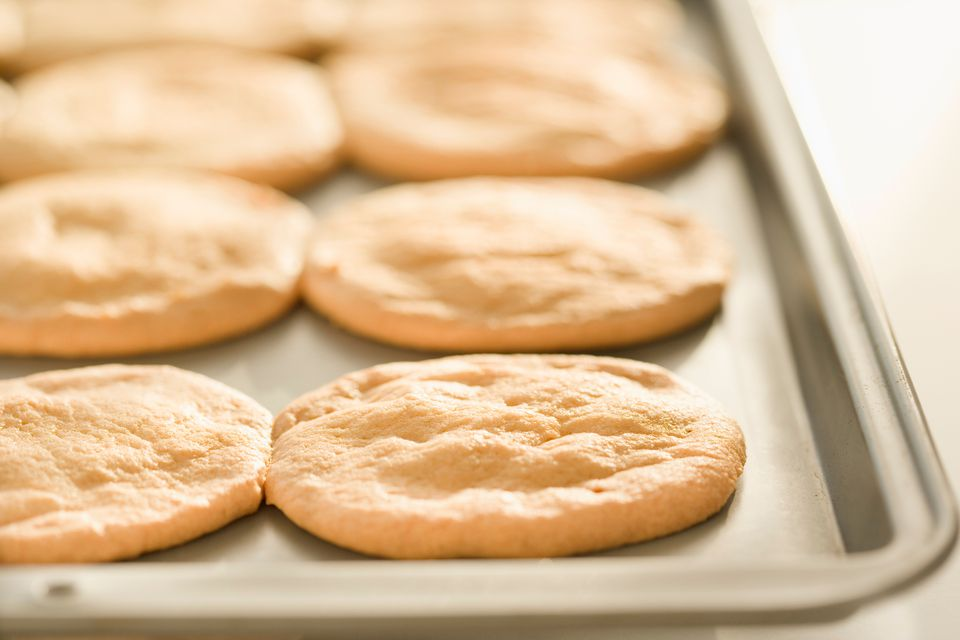 Why do cookies spread when you bake them?