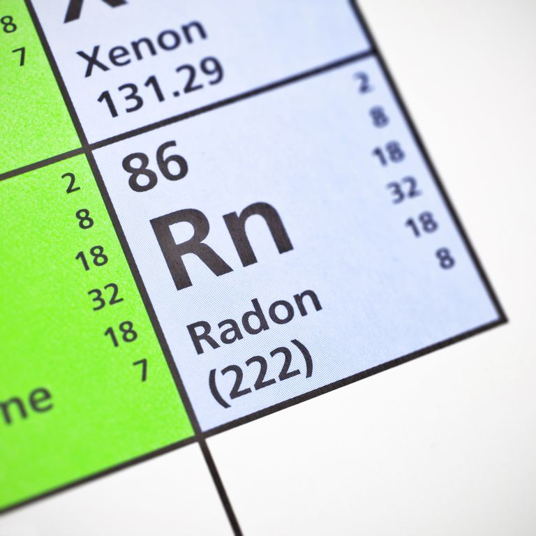 Radon is a naturally-occurring radioactive element that may be found in your home or water.