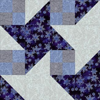 Quilt A Milky Way Pattern Step By Step Tutorial