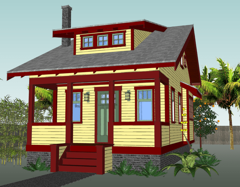7 free tiny house plans to diy your next home for Build my tiny house online