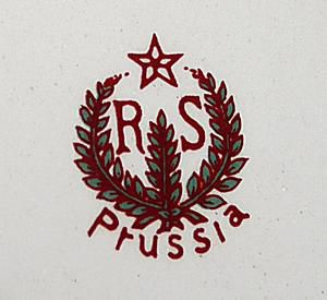 Fake R.S. Prussia Red Mark