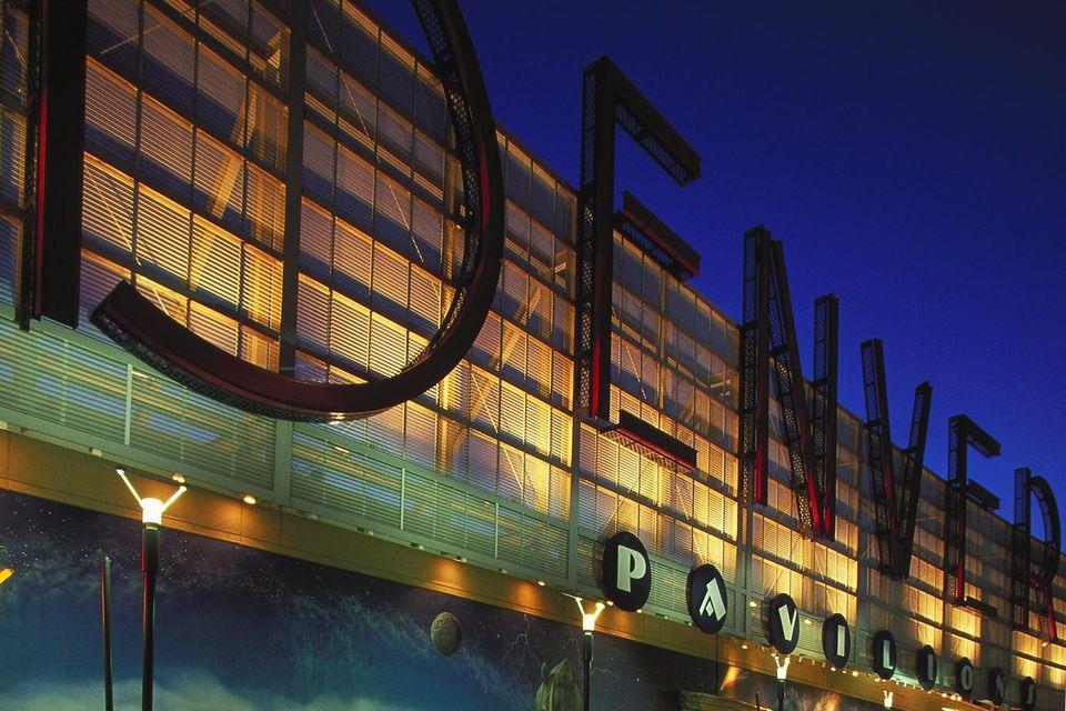 Denver Pavilions Mall, Denver, CO